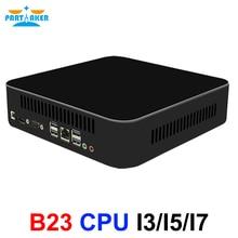 Игровой мини-ПК par57 i3/i5/i7/DDR4 8-го поколения, настольный компьютер на Windows 10, linux, intel, неттоп, barebone, HTPC, VGA, HDMI, Wi-Fi