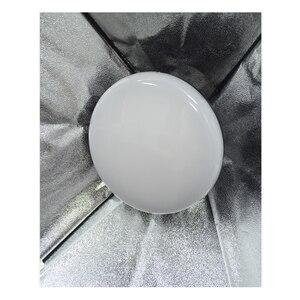 Image 2 - 写真連続照明キット220v 100ワットled補助ランプ照明ソフトボックスライトスタンド三脚フォトスタジオアクセサリー