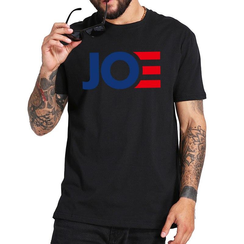 Vote For Joe Biden T Shirt Vote Democratic Biden 2020 Retro Tshirt Pure Cotton High Quality Cloth Crew Neck Tee Tops