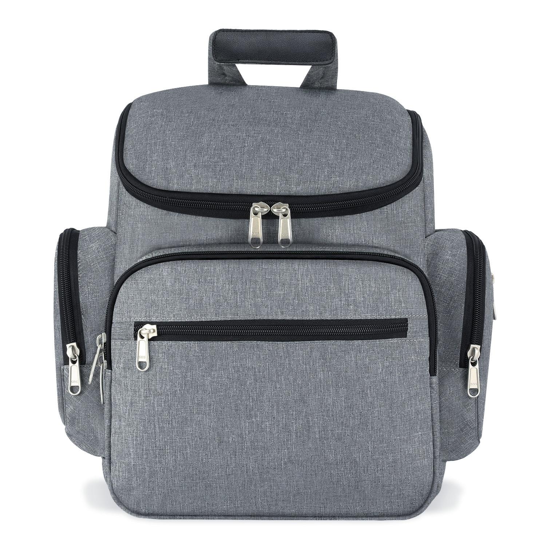 Cross Border For Diaper Bag Multi-functional Large-Volume Nylon Waterproof Diaper Bag Shoulder MOTHER'S Bag Manufacturers Supply