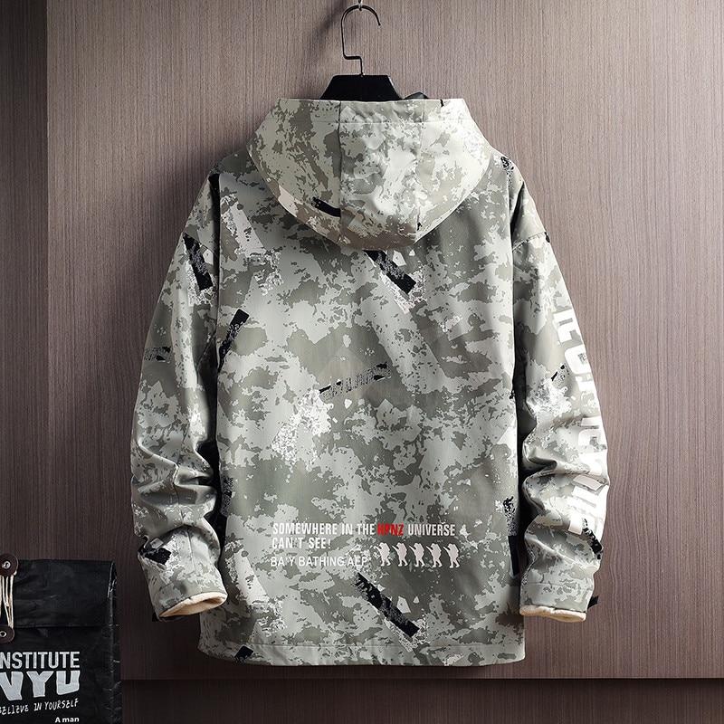 Streetwear Jackets