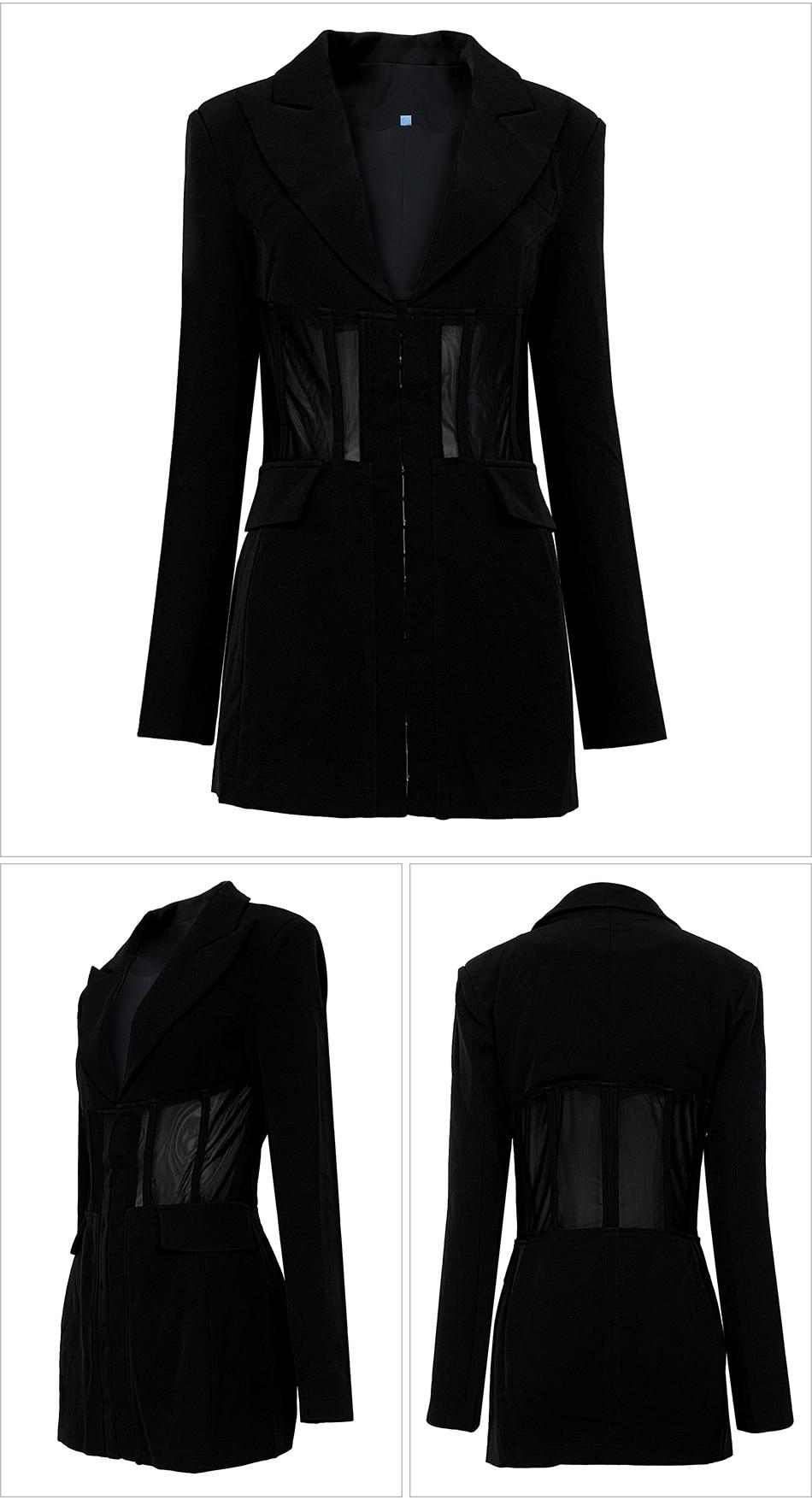 MODEL-black-blazer-shorts_5