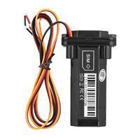 Rastreador GPS Global impermeable batería integrada GSM Mini para coche y motocicleta dispositivo de seguimiento de vehículos baratos software y aplicación en línea
