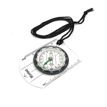 Hot Portable Outdoor  Professional Multi-Functional Compass Refers To The North Needle Map Scale Scale Outdoor Equipment Compass 1