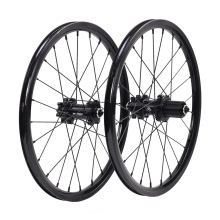 "Silverock Alloy Wheels 16"" 1 3/8"" 349 Disc Brake 24H for Fnhon Gust Folding Bike Custom Bicycle Wheelset Bicycle Parts"