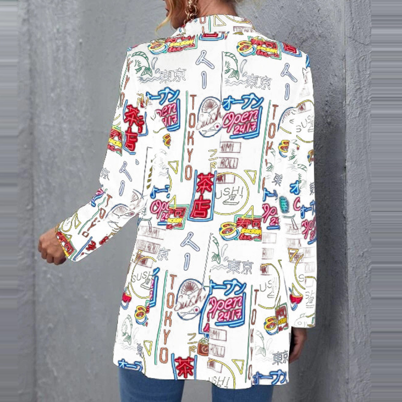 Hd0ec3bf2b3814232a140c9f2a951019f5 Fashion Trend Women Lapel Leopard Print Long Sleeves Suit Jacket Elegant Fall Winter Office Lady Cardigan Coat Casual Streetwear