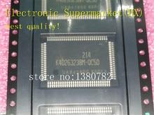 Frete Grátis 10 unidades/lotes K4D263238M QC50 K4D263238M K4D263238 QFP 100 IC Em estoque!