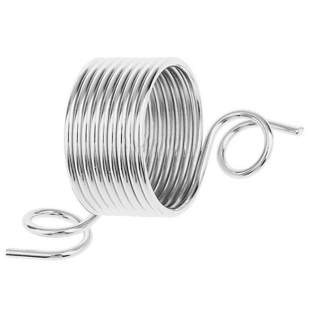 1 Pcs DIY Knitting Tool Knuckle Assistant  Guides Braided Thimble Popular Stainless Steel Sewing Accessories