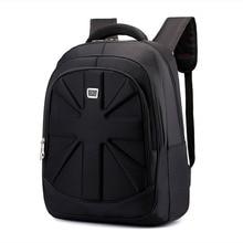 "Crossten EVA  Protect shell 15"" Laptop Backpack Urban Business  Mochila Travel bag Waterproof Schoolbag"