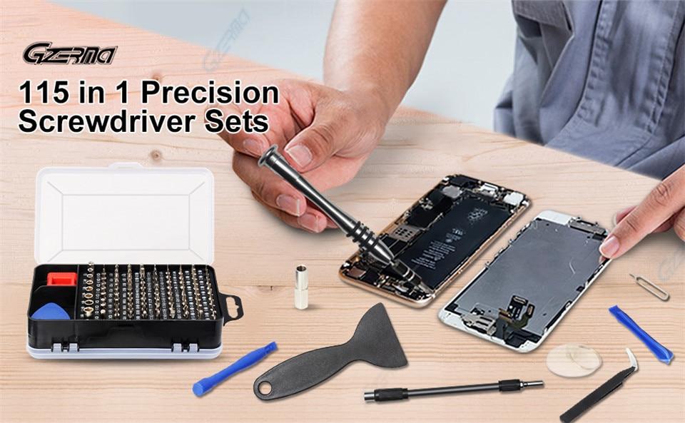GZERMA screwdriver sets