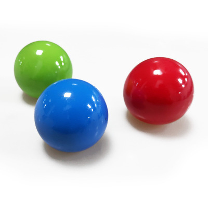 TikTok Ceiling Balls — GLOBBLES CRAYOLA — 3 Pack Assorted Colors NO MESS JUKERS