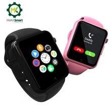 Умные часы с sim-картой для мужчин и женщин поддержка шагомера мониторинг сна получение/Отправка SMS камера спортивные умные часы для детей