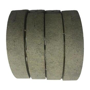 Hot 1 set of Car Rear Brake Shoes High-end Wear-Resistant Brake Pads GS8455 K0807