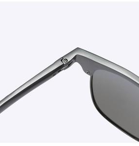 Image 3 - BARCUR الرجال النظارات الشمسية الألومنيوم الاستقطاب الذكور نظارات شمسية نظارات الكلاسيكية فاسق Gafas Oculos دي دول Masculino