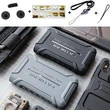 נגד החלקה מוקשח עמיד הלם שריון מלא מגן עור מקרה כיסוי עבור Sony Walkman NW WM1A WM1A NW WM1Z WM1Z עם אבק תקע