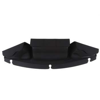 Black Windshield Pouch for 2014-2018 Harley Electra  Touring