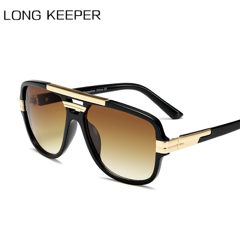 2020 New Big Frame Sunglasses Unisex Square Celebrity Driving Sun Glasses Woman Men Retro Lunettes De Soleil UV400 Shades