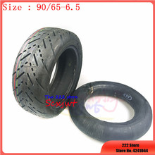 NEW Inflatable Rubber Pneumatic Tire Scooter Wheel Tyre 90/65 6.5 City Road CST Tire Scooter 11 Inches outer Tire Inner Tube