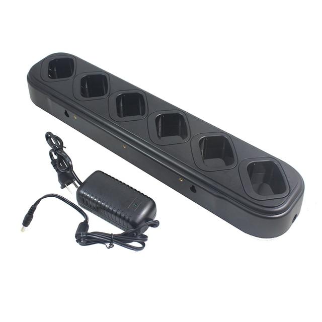 Caricatore rapido di Multi modo della batteria sei per il ricetrasmettitore tenuto in mano di serie di Baofeng UV 82