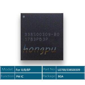 Image 1 - 10 pz/lotto 100% Nuovo U2700/338S00309 B0 PMIC PMU Per iPhone 8/X/8 Plus/8 Più più grande Big Principale Chip di Gestione Dellalimentazione IC