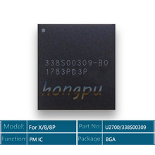 10 teile/los 100% Neue U2700/338S00309 B0 PMIC PMU Für iPhone 8/X/8 Plus/8 Plus größere Big Power Management Chip IC