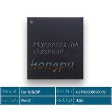 10pcs/lot 100% New U2700/338S00309 B0 PMIC PMU For iPhone 8/X/8 Plus/8Plus larger Big Main Power Management Chip IC