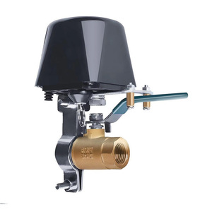 Image 2 - Tuya בית חכם אלחוטי בקרת גז מים שסתום מערכת WiFi ניתוק בקר עבודה עם Alexa ו google בית, IFTTT