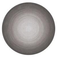 מודרני עגול Ssolid צבע שטיח ורוד ירוק שחור אפור שינה סלון מחצלת החלקה