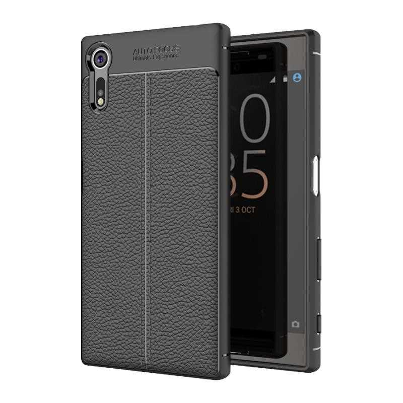 Full Protection Soft Silicon Case For Sony Xperia XZ Case For Sony Xperia XZ Premium Phone Case Cover