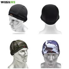 Wosawe мотоциклетная шапка для шлема внутренняя от пота летняя