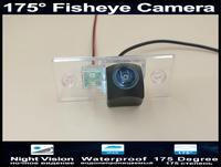 175 Degree 1080P Fisheye Lens Reverse Parking Car Rear view Camera For Skoda Fabia 2008 2013 Octavia RS Car Camera