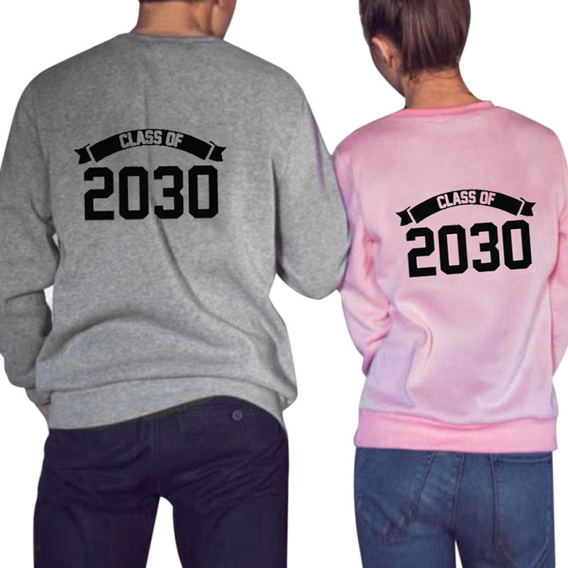 Number 2030 Hoodies Sweatshirts 2019 Women Casual Kawaii Harajuku New Sweat Punk For Girls Clothing European Tops Korean