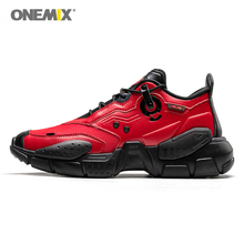 ONEMIX Man Sneakers for Men Running Shoes Technology Style L