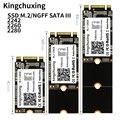 Kingchuxing ssd m2 sata M.2 NGFF SSD 240 gb 2280mm festplatte disk 1tb 120gb 128gb 256gb für Laptops Desktop solid state drive