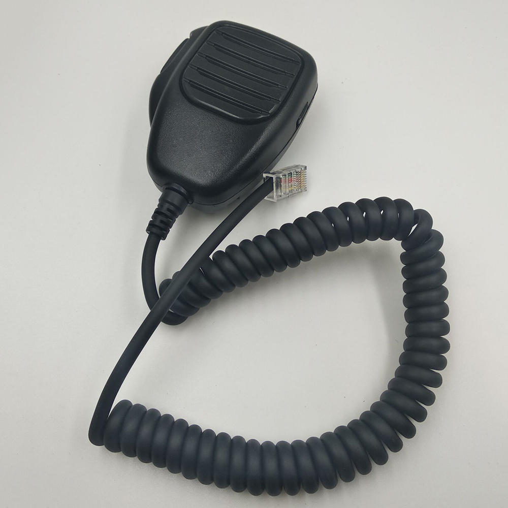 Hand-held HM-118N Mic Microphone Speaker For ICOMIC-2720 IC-2725E IC-7000 IC-V8000 Microphone Speaker Replacement