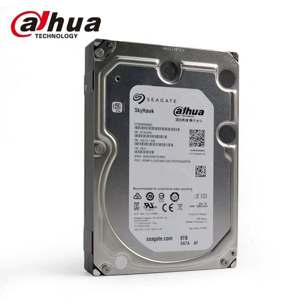 Dahua Professional Security Use Hard Disk 2T 3T 4T 6T 8T 10T SATA HDD Hard Drive