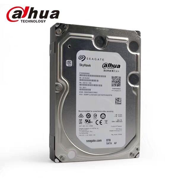Dahua Professional Security Use Hard Disk 2T 3T 4T 6T 8T 10T SATA HDD Hard Drive