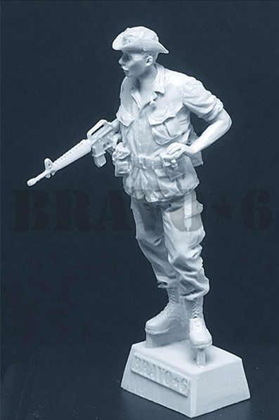 1/35 zestawy modeli żywicznych biustów 1 figurki Unassambled Unpainted 775