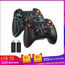ESM 9013 Wireless Controller ESM9013 Für PC Windows Für PS3 Für TV Box Für Android Smartphone Controle Joystick Gamepad