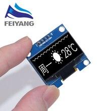 Pcs NOVO produto 1 SSD1315 IIC I2C Comunicar branco cor OLED Display LCD Módulo 1.3 módulo OLED