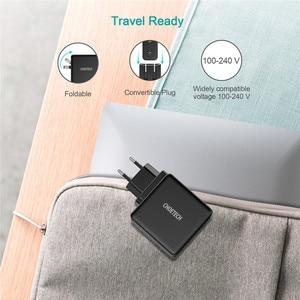 Image 4 - CHOETECH PD 60W USB C 벽 충전기 맥북 프로/에어 iPad 프로 삼성 아수스 에이서 델 태블릿 충전기 QC 3.0 닌텐도 스위치에 대한