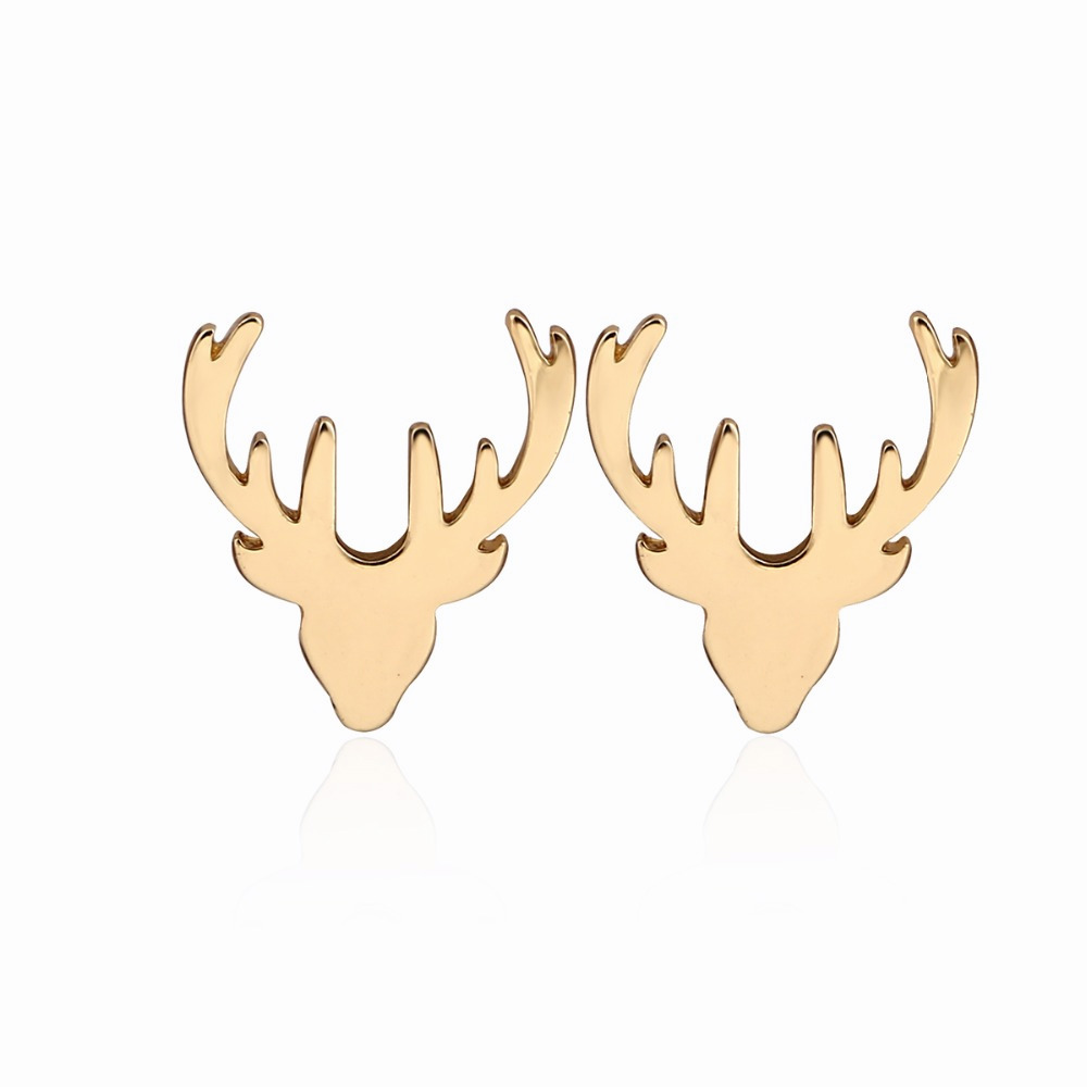 New Arrival Fashion Deer earrings boucle d'oreille party gifts