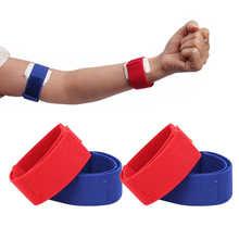 Hook-Loop-Belt Tourniquet Survival-Sos Bandage Emergency-Kit Safety Climbing Outdoor