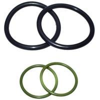 4 peças válvula solenóide automotivo tipo anel de vedação para bmw válvula solenóide 11367560462 11367506178 11367546379|Bobinas  módulos e seleção|Automóveis e motos -