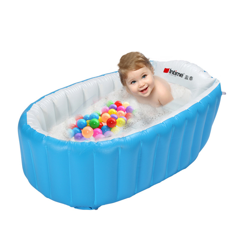 High Quality Increased Thickening Of Neonatal Products Bathtub Bathtub Bathtub PVC Plastic Bathtub For Children