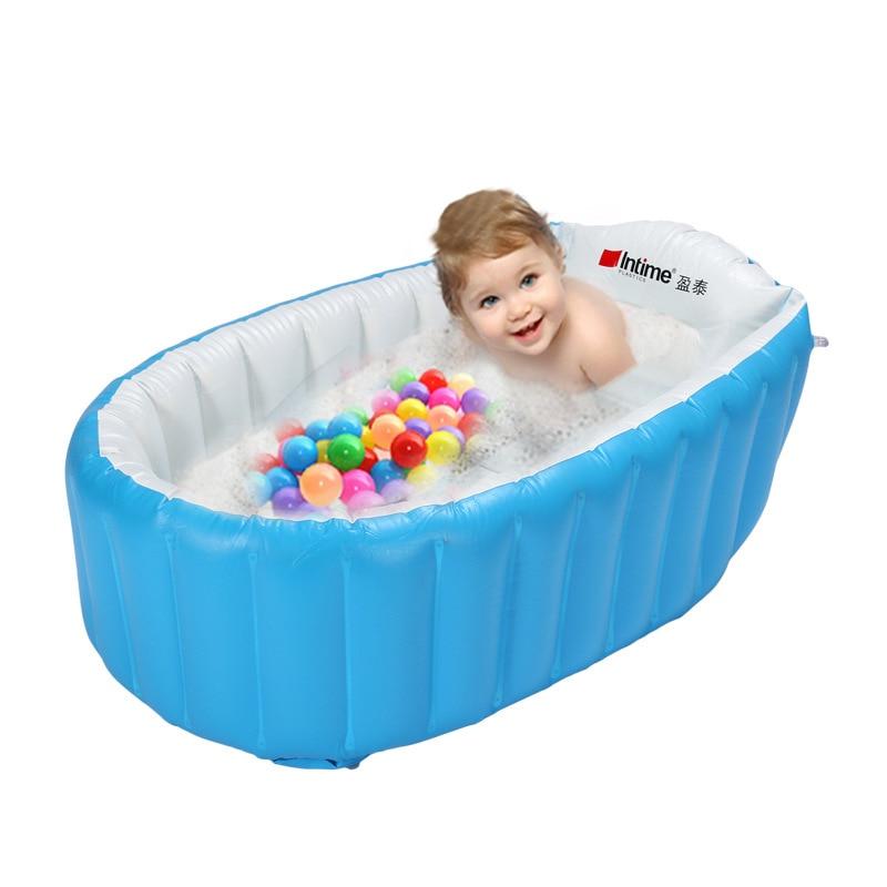 High Quality Increased Thickening Of Neonatal Products Bathtub Bathtub Bathtub PVC Plastic Bathtub For Children