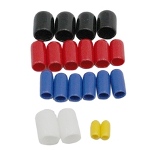 20Pcs 1/8 Inch 3/16 Inch 1/4 Inch 3/8 Inch 5/16 Inch Vacuum Line Cap for Chevy ford Assorted Accessories Hoses & Clamps