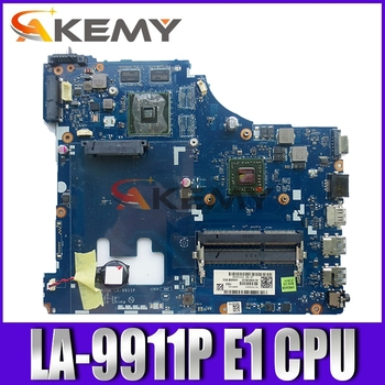 G505 LA-9911P  For Lenovo G505 Laptop Motherboard LA-9911P Mainboard E1 cpu 100% tested fully work