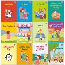 Случайный 4 шт./компл. детские раннего обучения английский иллюстрированная книга сказок просветлению познавательную сказку сказку