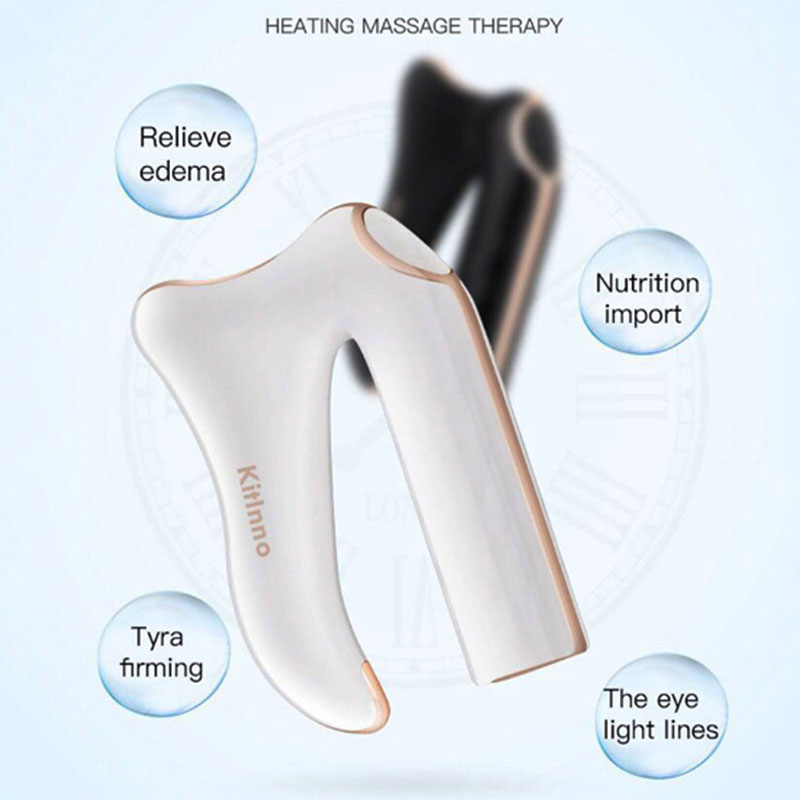 Electric Guasha Massager Muscles Relaxing Body Massager 3 Levels Adjustable Speed Fascia Recovery Massager dropshipping